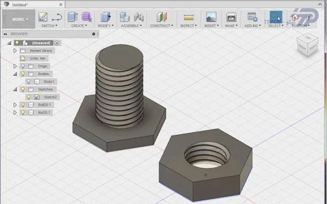 طراحی و ساخت انواع قالب ها