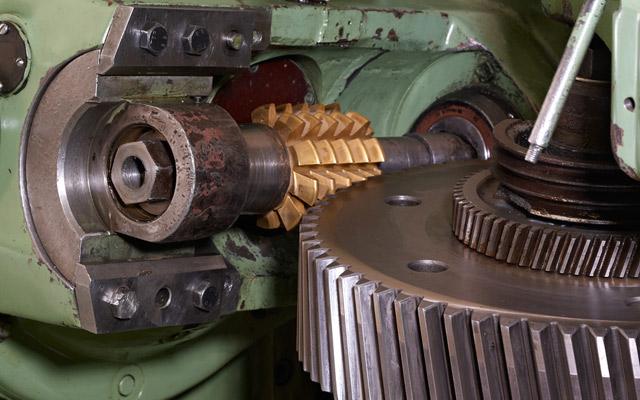 ساخت انواع چرخ دنده